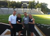 IPERC Sponsors Army Athletics 50-Yard Line Dinner for 5th Consecutive Year